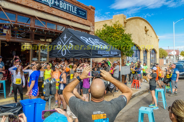 Tap & Bottle / Westbound Beer Mile!