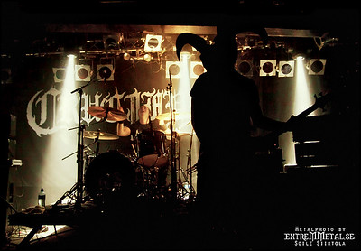 CRUCIFYRE - Club Paranoid  Debaser Slussen 3/11 2010
