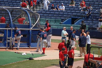 Red Sox vs Braves 27 JUN 09