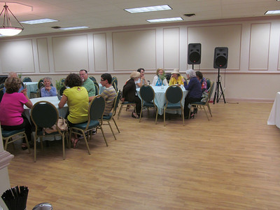 Ararat Avak Society Luncheon 2012