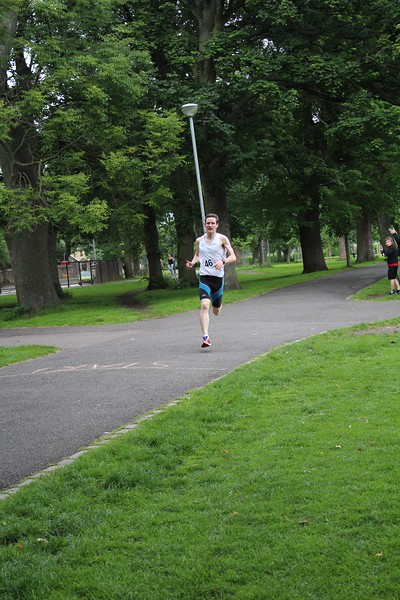 Sri Chinmoy Races 1 mile Wednesday 28 June 2017 The Meadows, Edinburgh