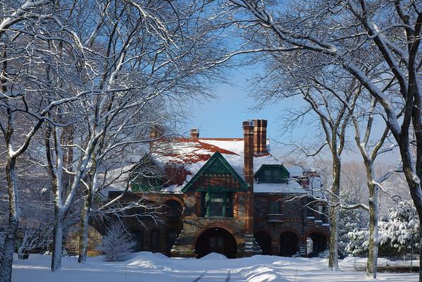 Eustis Estate Winter 2013