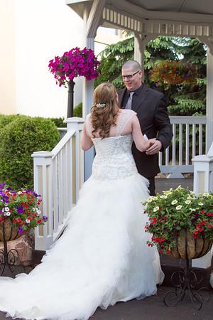 Jennie & David Wedding