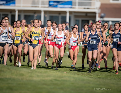 2018 NCAA Mountain Region XC Championship
