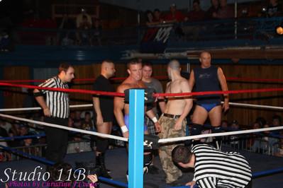 TRP 090515 - Johnny Anger with Brutal Bob Evans vs Big Daddy Bravo