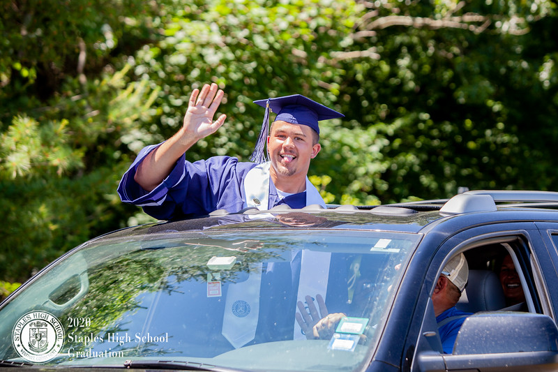 Dylan Goodman Photography - Staples High School Graduation 2020-325.jpg