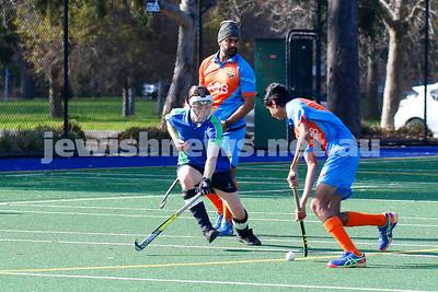 Maccabi Hockey v Craigieburn 30-6-19
