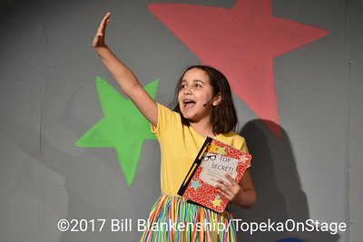"10224 Topeka Civic Theatre & Academy: ""Junie B. Jones The Musical"""