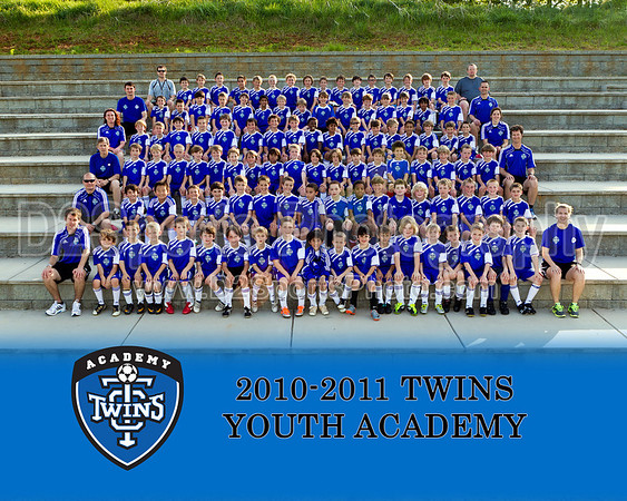 Twin City Youth Academy Group Photos 5/25/2011