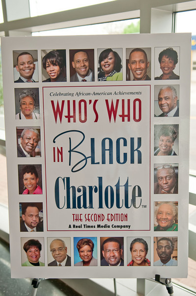 Who's Who Black in Charlotte 2010 by Jon Strayhorn & Charlotte Vibe