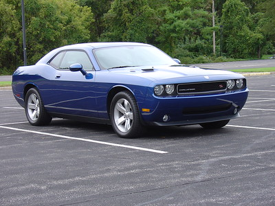 Tom's Challenger at EMC