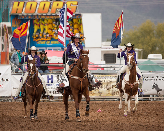 Rodeo Performers