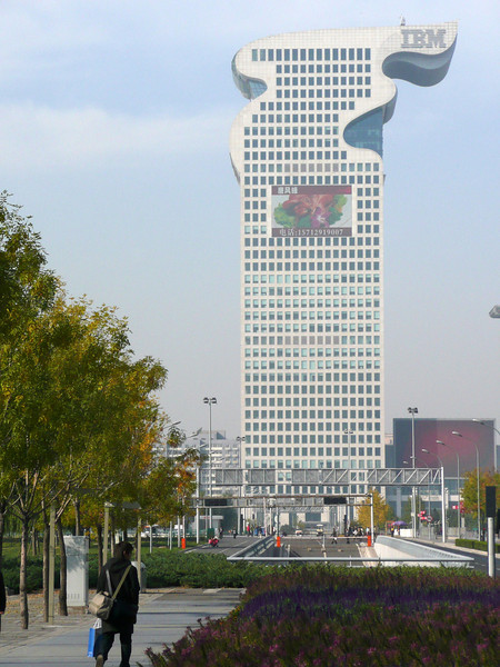 Great architecture is everywhere, Beijing BirdNest Olympic Stadium , 2010