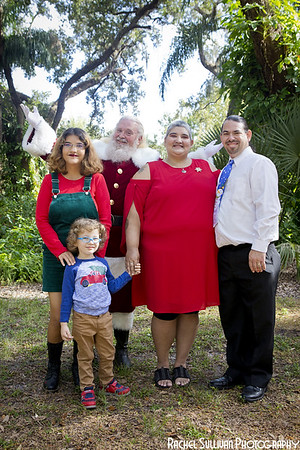 Santa 2019: The Martinez Family