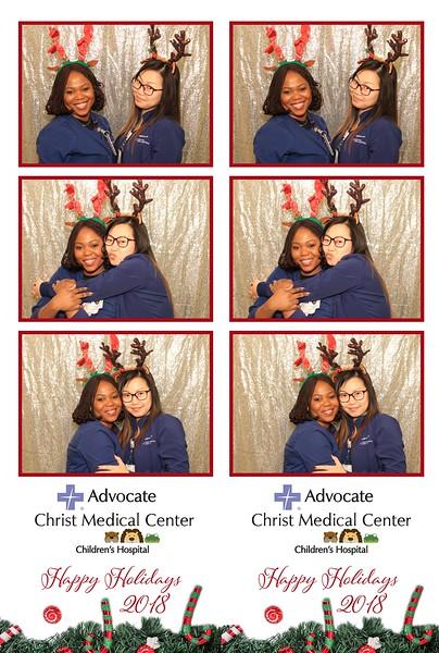 Advocate Christ Medical Center Health Happy Holidays (12/19/18)