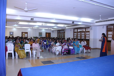 Naturopathy Session for Teachers