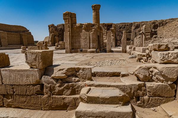 Edfu Horus Temple