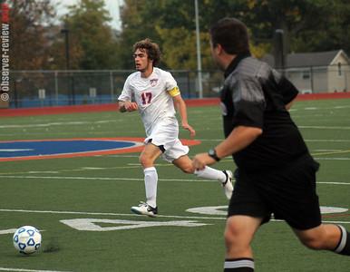 Penn Yan boys soccer 10-2-12