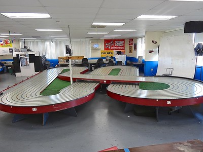 Buena Park Raceway - MTT flat track