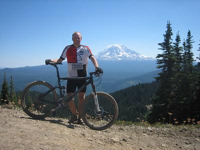 Hamilton Peak - August 2006