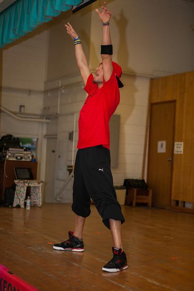 Nick Logrea Zumba Master Class