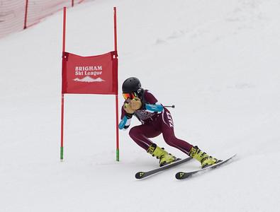 2/17/16: Taft Ski Team