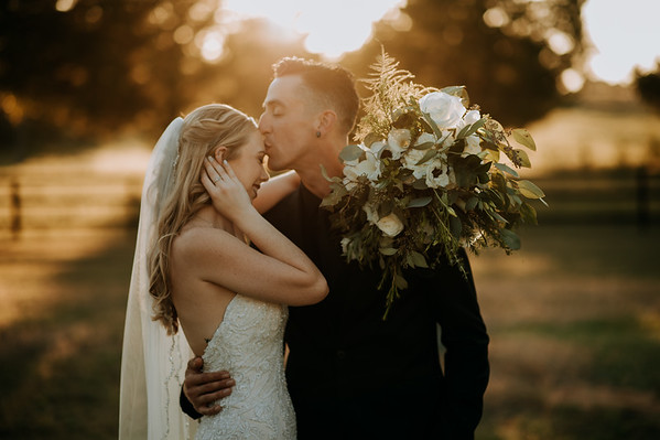 Kayla married Justin!