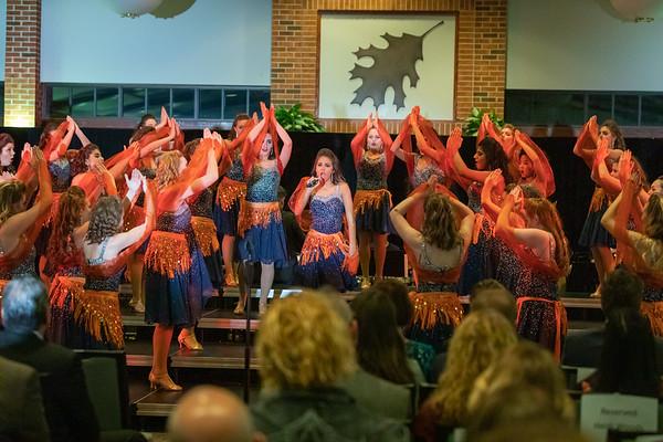 NNHS Show Choir-Dinner Dance (2019-11-09)