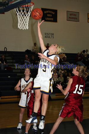 2007 Girls Basketball / Willard