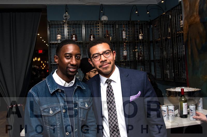 Nov. 22, 2017 Celebrate Men's Style Pro's Collaborations Launch at Tobox
