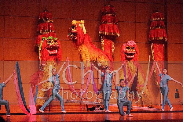 Chinese Acrobats at College of Staten Island