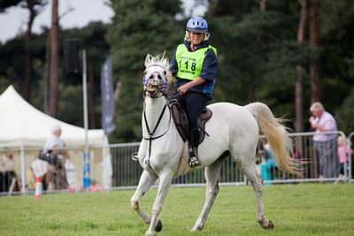 Endurance Riding Demo