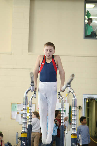 Maryland State Gymnastics Championship - Session 1(Level 5,6) - Parallel Bars