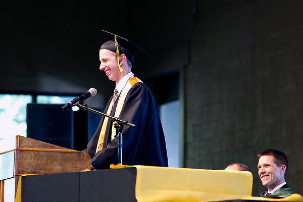 Traverse City Central Class of 2016 Graduation