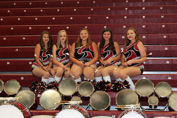 Band Picture Day 08/04/17