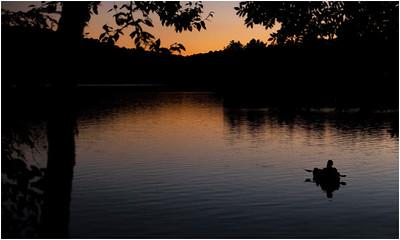 Lake Eaton July 2020