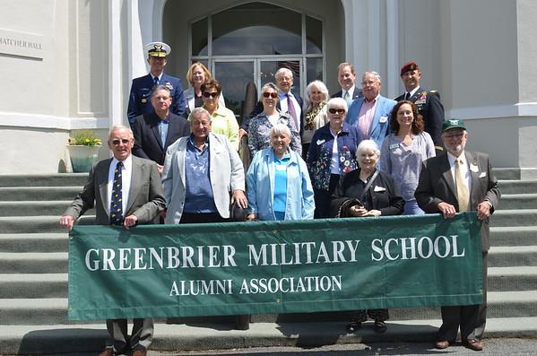 Greenbrier Military Appreciation Parade