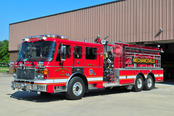 ST.MARY'S COUNTY MARYLAND FIRE APPARATUS