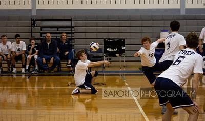 St. John's Prep Volleyball v. Beaver Country Day