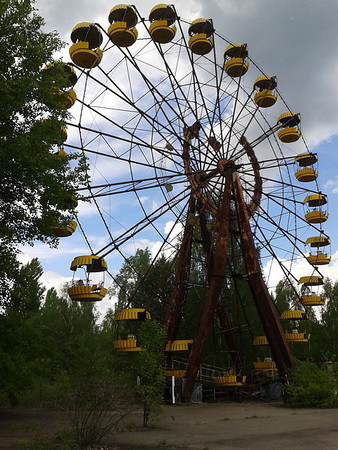 Chernobyl Fun Fair 2012.