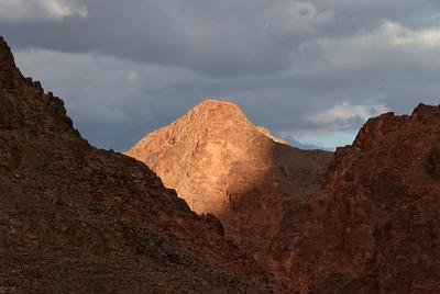 Eilat Mountains - Har Shlomo - Day 1 January 13, 2012