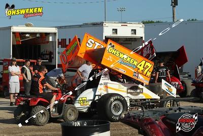 Ohsweken Speedway- June 24th