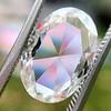 2.32ct Flat Oval Shape Diamond GIA J SI1 22