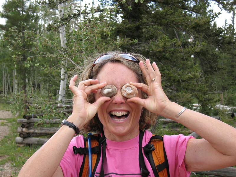 Sarah @ North Rim Grand Canyon, Arizona