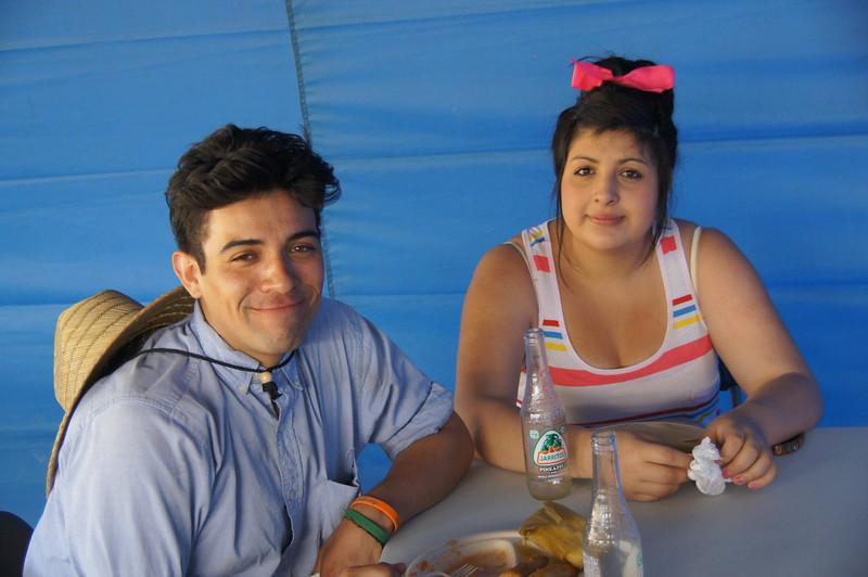 Eating Area - Audel Contreras