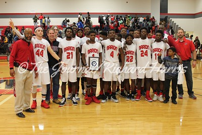 Region 4A Championship-Boys