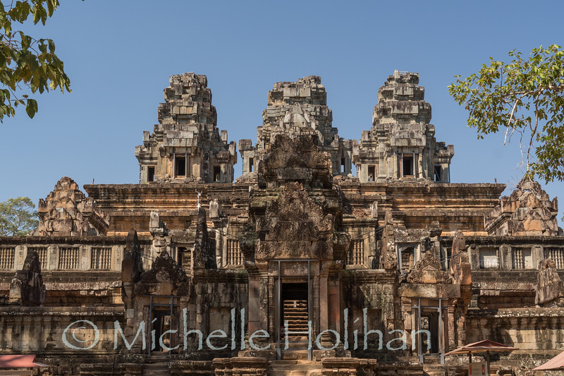 Ta Keo Temple, Angkor Park, Siem Reap, Cambodia