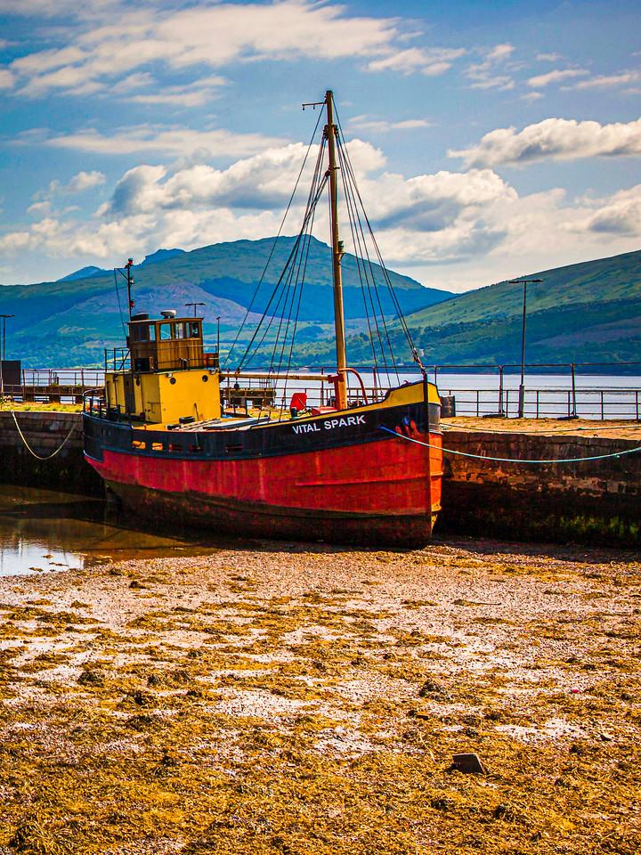苏格兰美景,生活写真