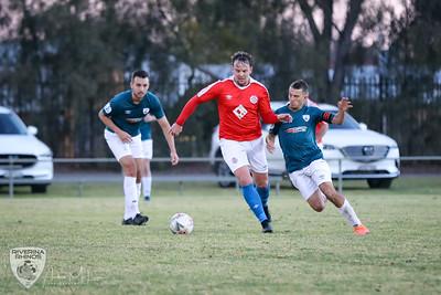 Rhino 1st v Canberra FC