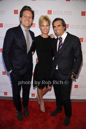 Dr.Michael Apa, Suelyn Farel, Julien Farel photo by Rob Rich/SocietyAllure.com © 2014 robwayne1@aol.com 516-676-3939